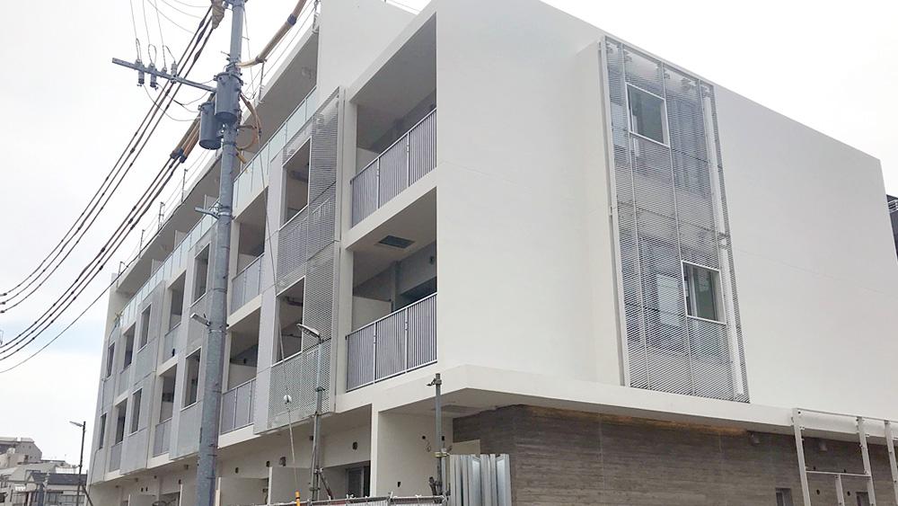 「コンフォール中野新橋」UR賃貸の新築 9月募集開始予定