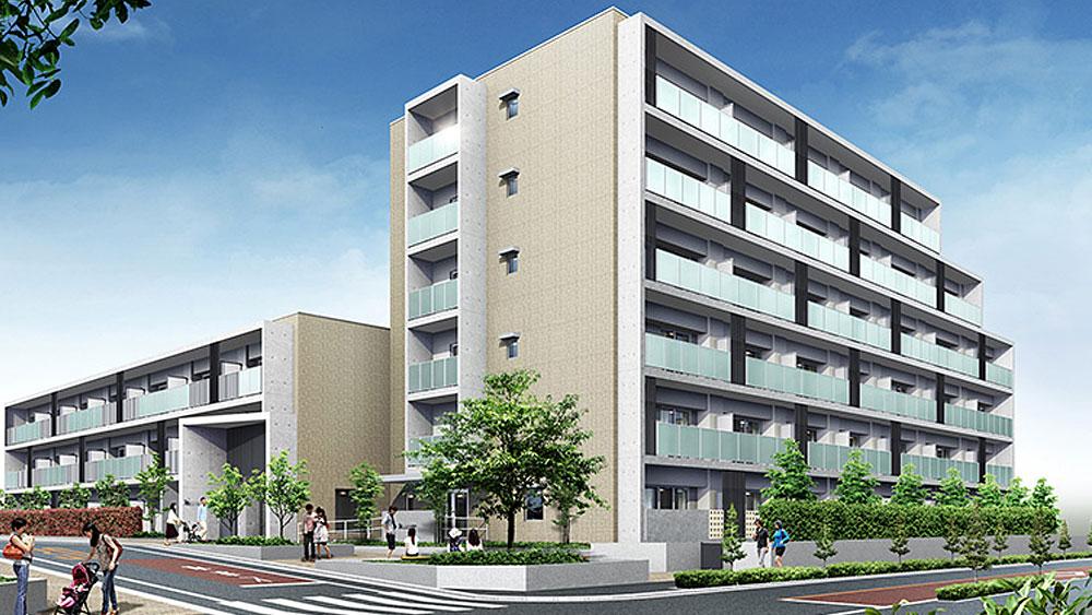 【コーシャハイム経堂フォレスト】JKK東京の新築賃貸マンション。募集は2021年1月14日開始